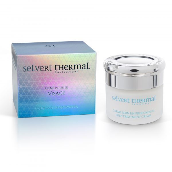 DEEP TREATMENT CREAM, Selvert Thermal Visage