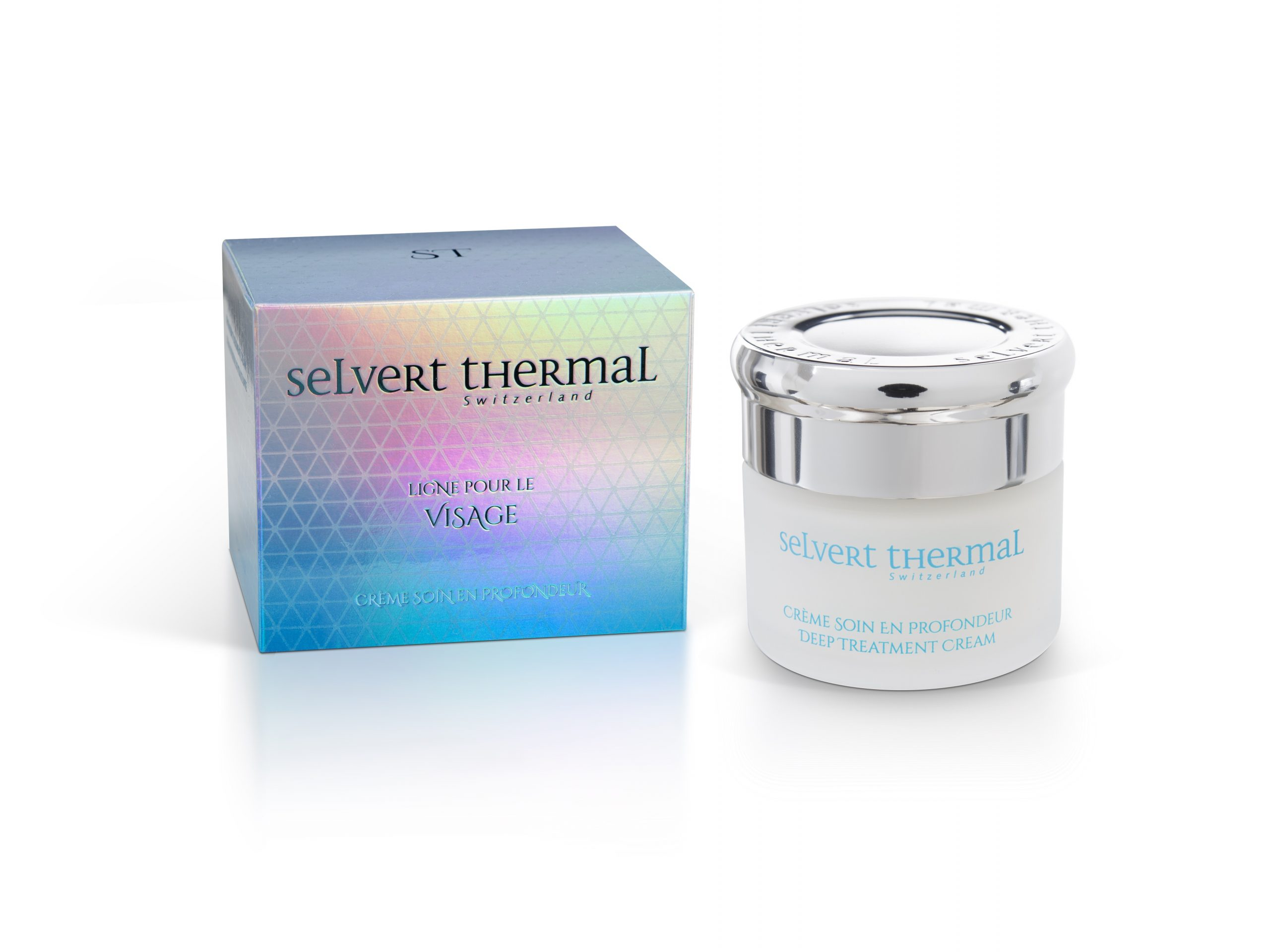 DEEP TREATMENT CREAM, Selvert Thermal Visage