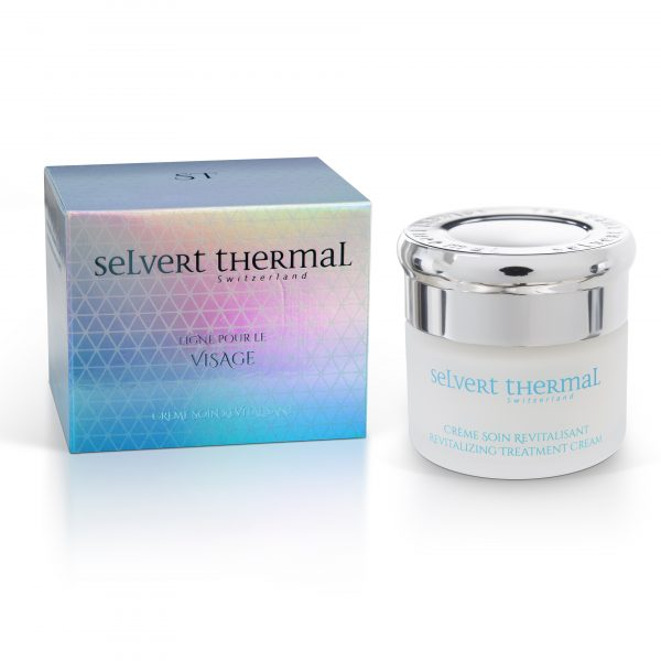 REVITALISING TREATMENT CREAM, Selvert Thermal Visage