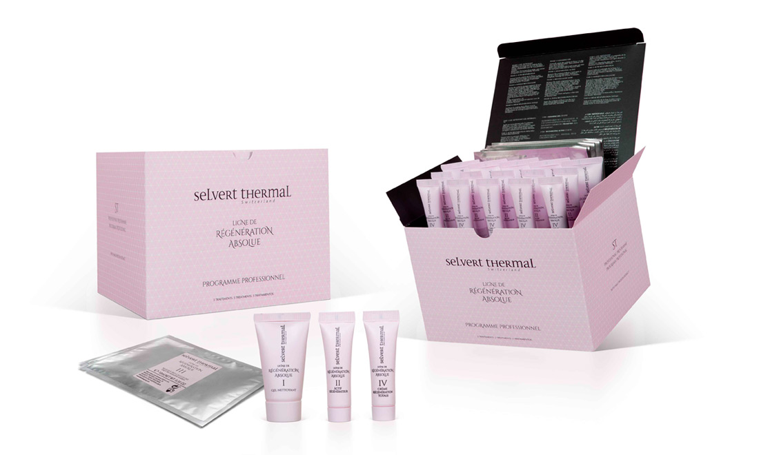 Absolute regeneration pack by Selvert Thermal