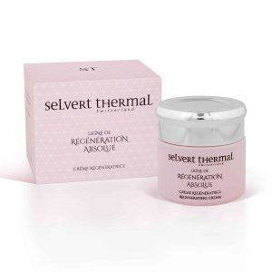 Absolute regeneration cream by Selvert Thermal
