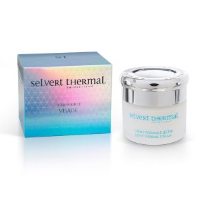 LIGHT THERMAL CREAM, Selvert Thermal Visage