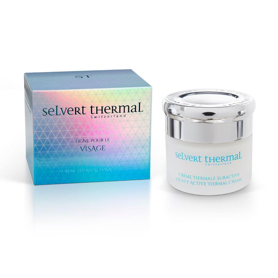 Highly active thermal creme, Selvert Thermal Visage