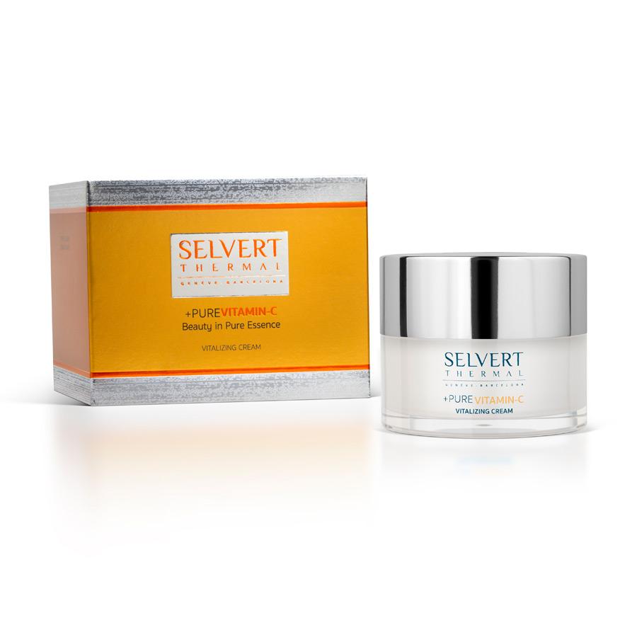Selvert Vitamin C - Vitalizing Cream